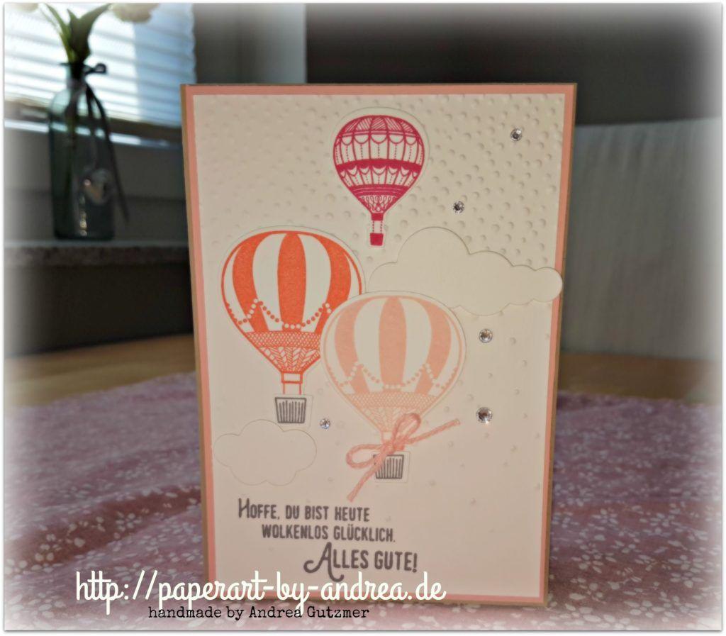 Luftige Geburtstagskarten… « Paperart by Andrea