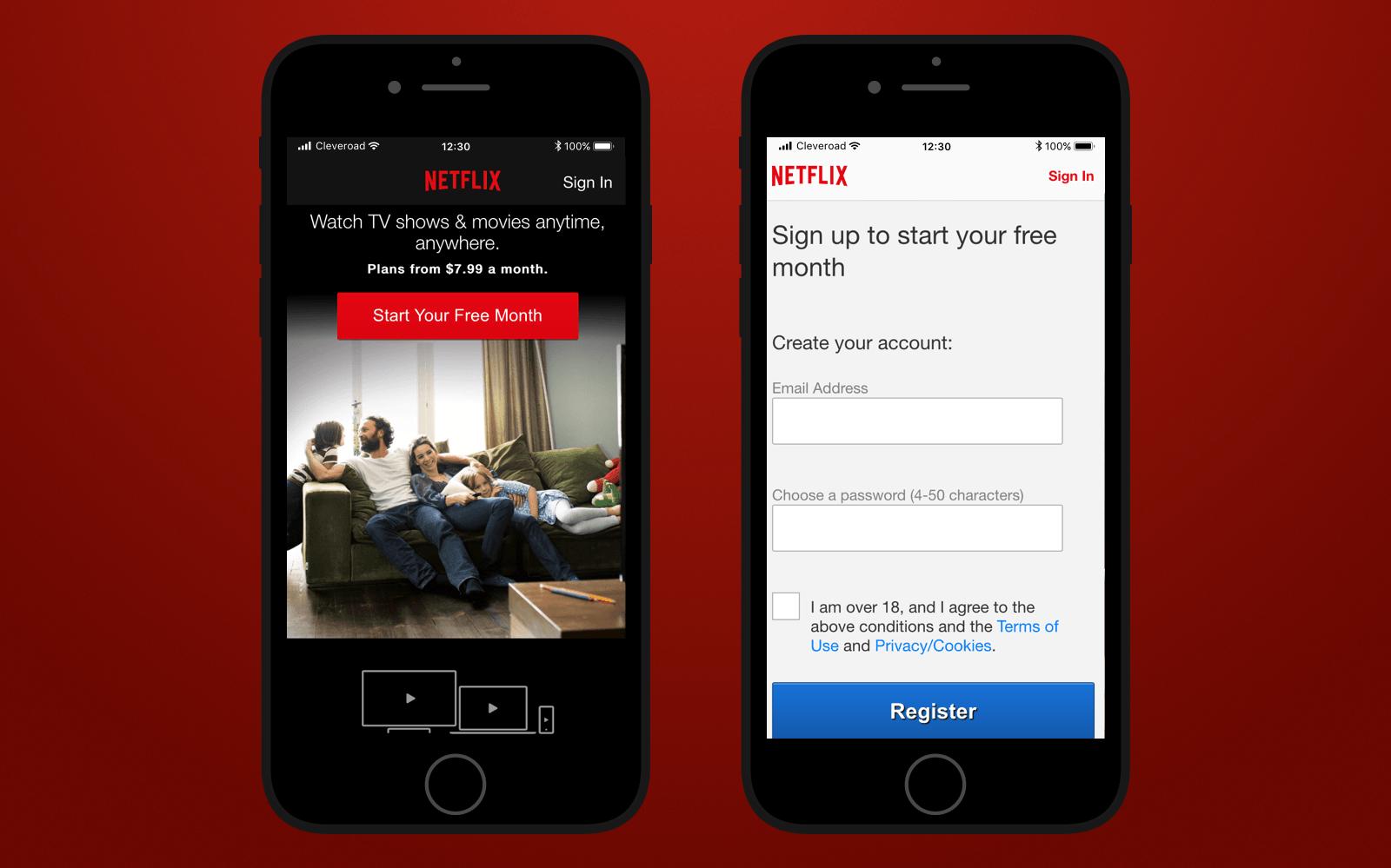 How To Start A Streaming Service Like Netflix Disney Hangouts Or Tiktok Netflix Netflix App Netflix Sign In