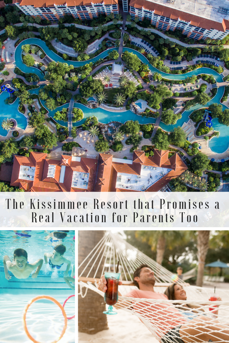 The Kissimmee Resort That Promises A Real Vacation For