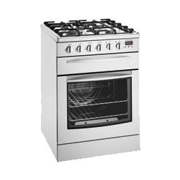 Westinghouse Gsp627s Stainless Steel Freestanding Cooker