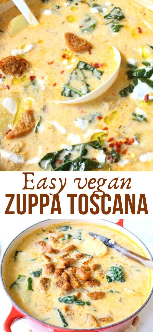 Vegan Zuppa Toscana