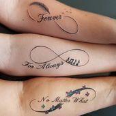 Coole Ideen für ein Freundschaftstattoo – Symbole und Motive für die Ewigkeit,  #Coole #die #…