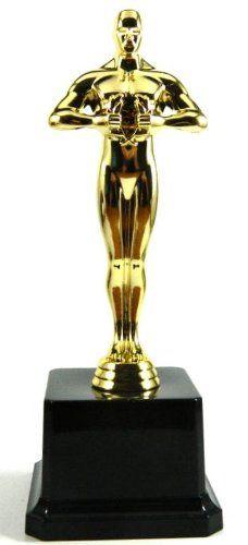 Amazon Com Replica Oscar Hollwood Style Movie Award Statue Trophy My