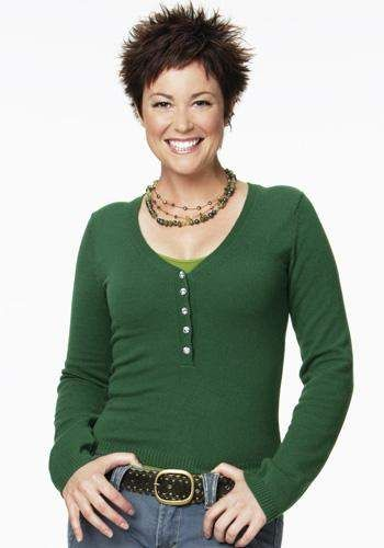 Kim Rhodes.Kids at school are calling me Carey because