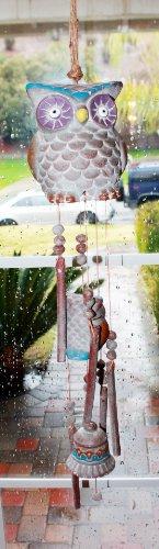 Ceramic Owl Wind Chime Windchime Outdoor Patio Garden Decoration BF162 26 California,http://www.amazon.com/dp/B00ISMXBRQ/ref=cm_sw_r_pi_dp_bdTCtb0GXXCNSWAZ