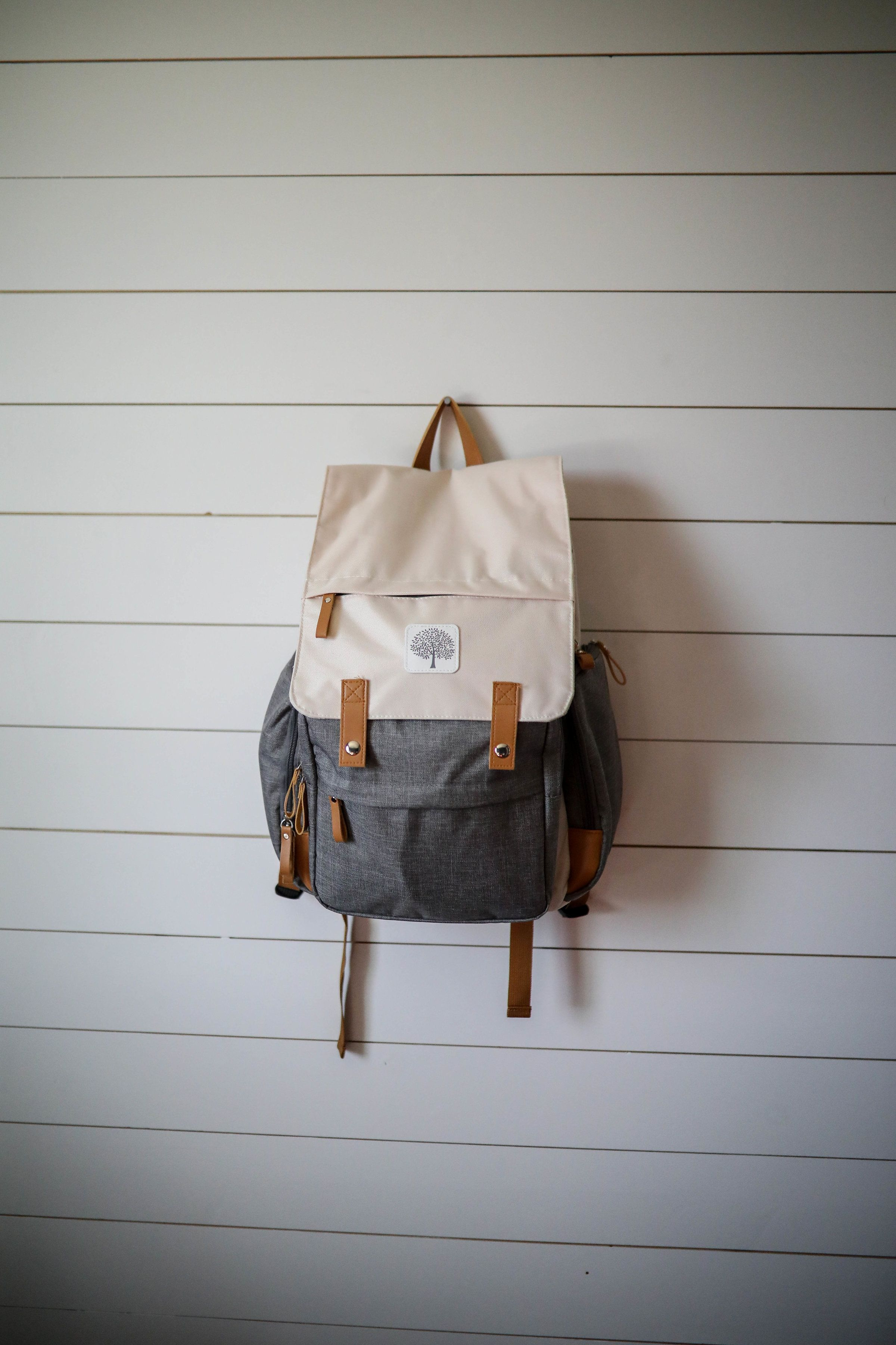e58570c052 Birch Bag - Diaper Backpack in Cream | BABY ACCESORIES | Diaper ...