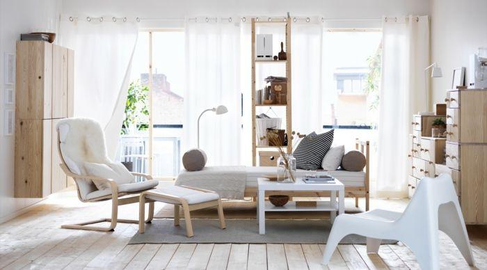▷ 1001 + Ideas de decoración de interiores en estilo nórdico