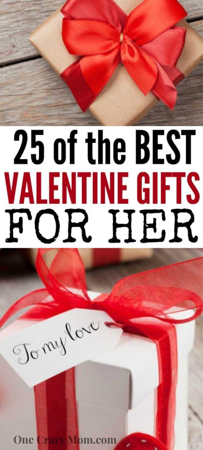 Über 25 Valentinstagsgeschenke für Sie {Mit kleinem Budget
