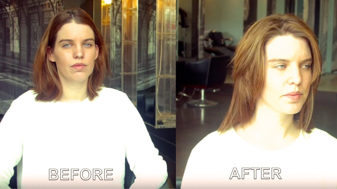 How To Create Short Functional Layers In Mid Length Hair Inspired By Ac Hair Lengths Mid Length Hair Short Hair Styles Easy