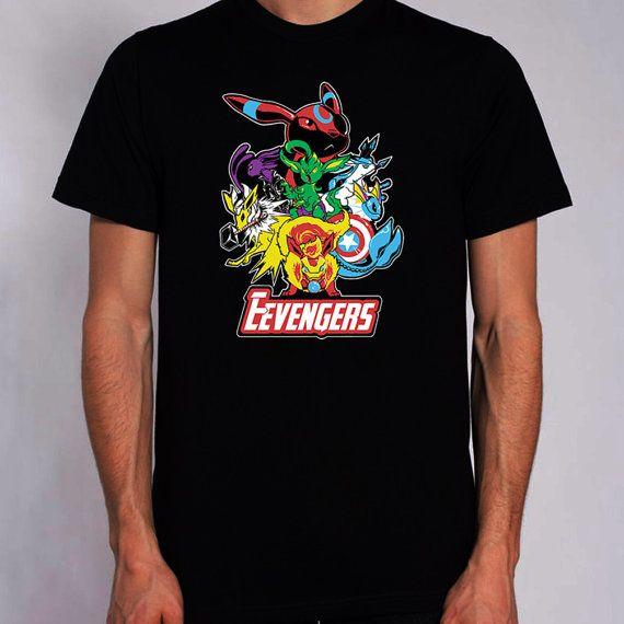 ef5b58ff5131b pokemon shirt eevee avengers shirt pokemons cartoon by metasstore ...