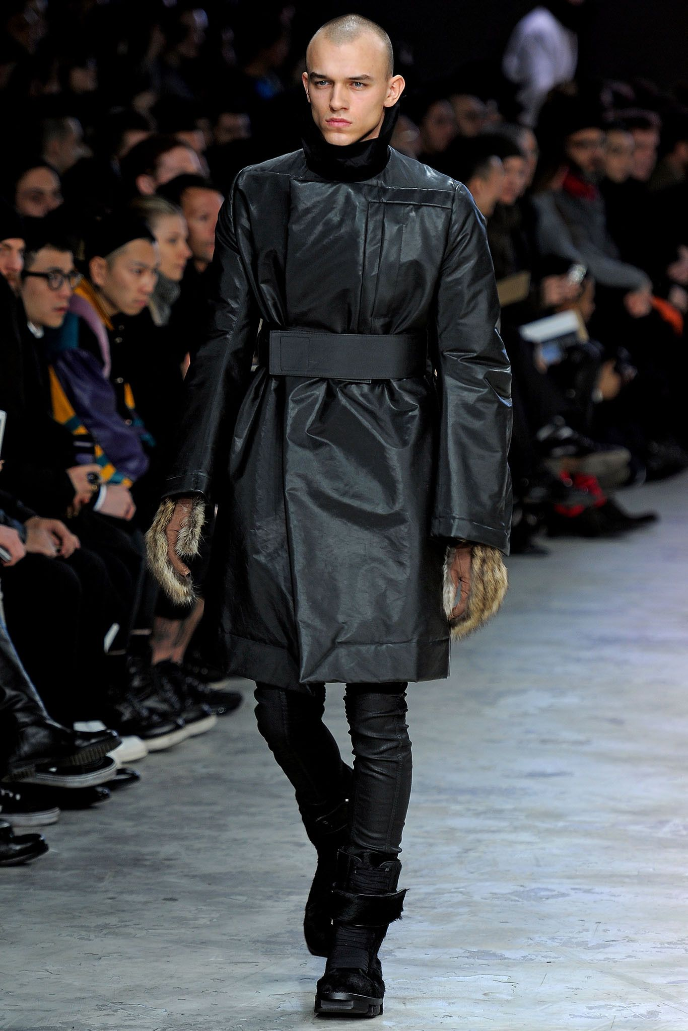 Rick Owens Fall 2013 Menswear - Collection - Gallery - Style.com