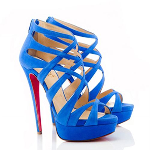 Ways to wear Royal Blue heels :) | SHOES :) | Pinterest | Blue ...