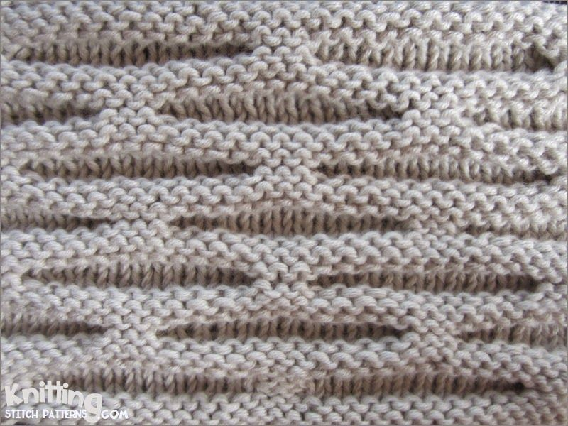 Honeycomb stitch | knittingstitchpatterns.com … | Pinteres…