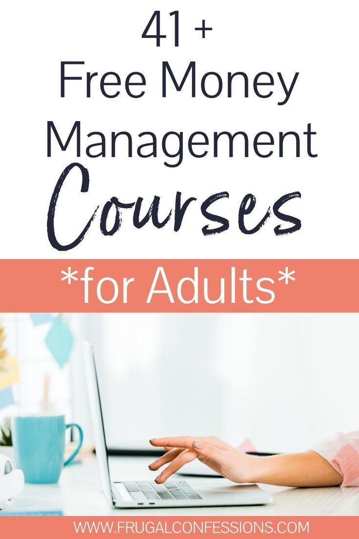 41+ Free Money Management Courses (Budgets, Debt