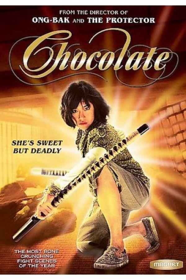 Chocolate (2008) | Cinema of the World - Thailand | Pinterest ...
