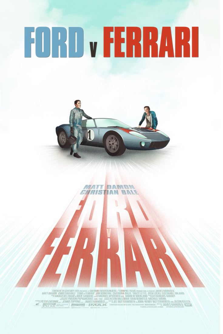 Ford V Ferrari Got Its World Premiere From The Telluride Film Festivity On August 30 2019 And Was Theatrically About Sale Since In 2020 Ferrari Ford Christian Bale