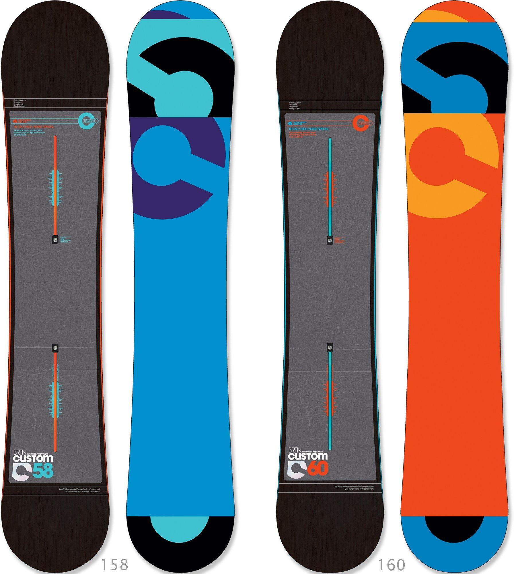 51a2ad15ad0a Burton Custom Snowboard - 2012 2013 at REI.com