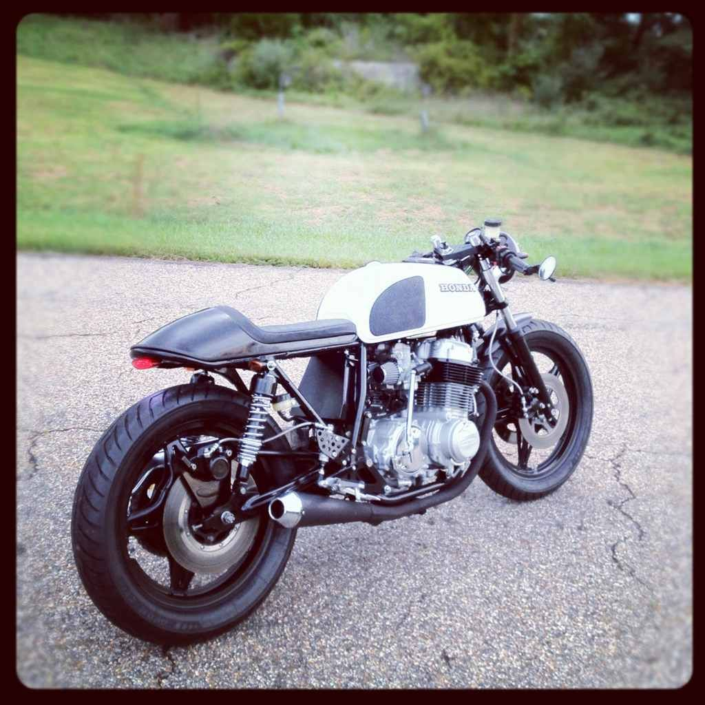 Garage Project Motorcycles - When I posted a single pic of ...