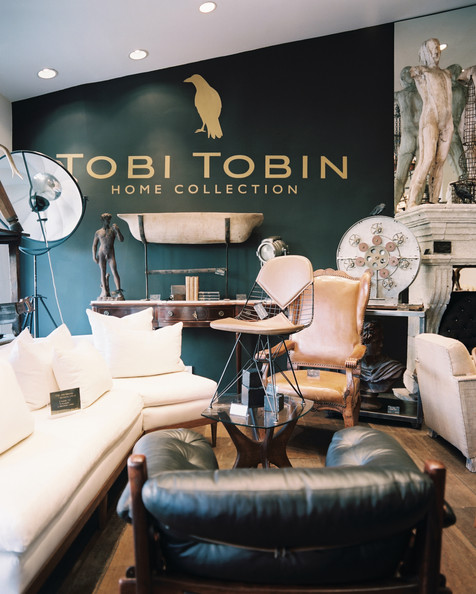 Attirant Retail Store Design Photo   An Eclectic Mix Of Fine Furniture At Tobi  Tobinu0027s Sunset Boulevard Boutique