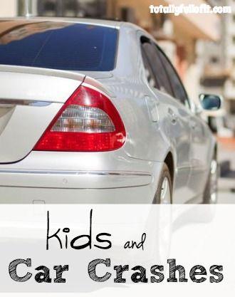 Kids and Car Crashes - Full of it \u2022\u2022 parenting \u2022\u2022 Pinterest - halloween decorated cars