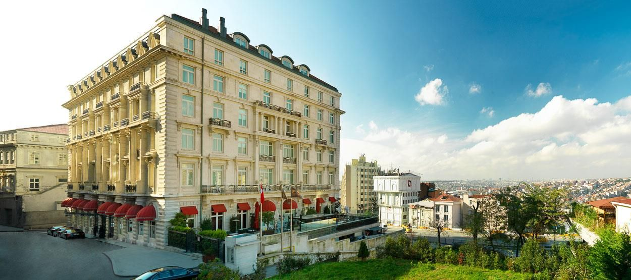 Pera Palace Hotel Jumeirah Luxury In Istanbul With Eric Ambler