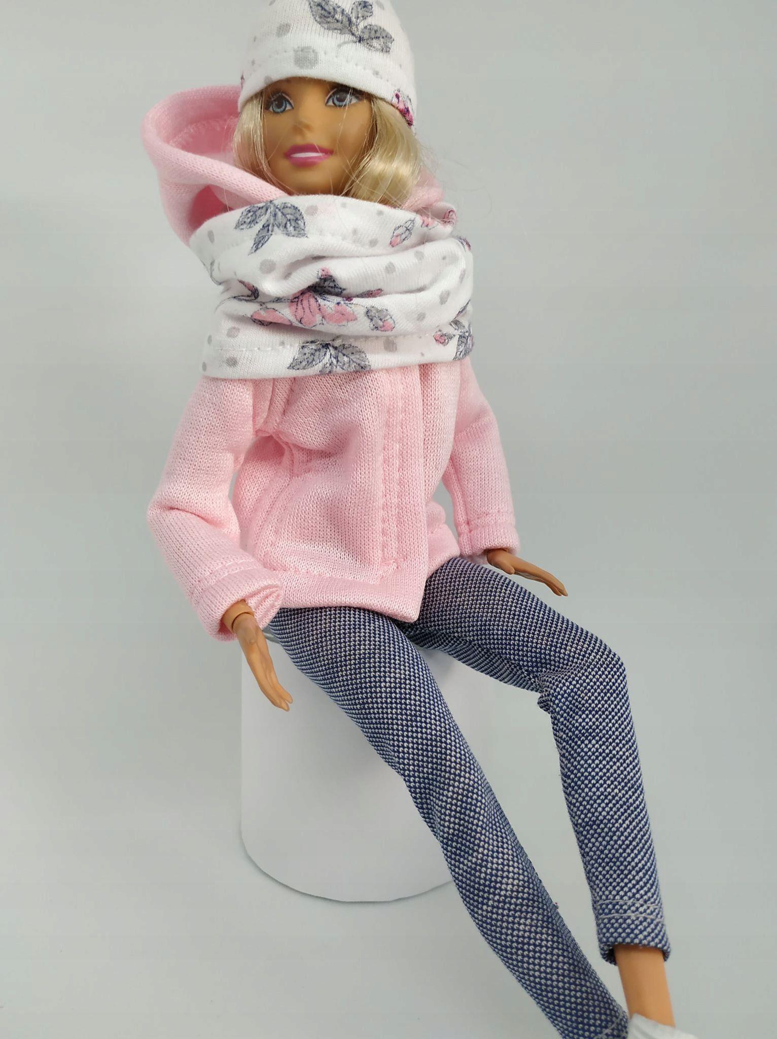 Ubranko Ubranka Dla Lalki Typu Barbie Zestaw 133 7808019795 Oficjalne Archiwum Allegro Casual Fashion Barbie