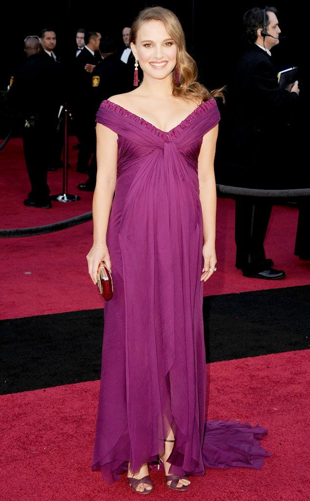 Natalie Portman from 50 Years of Oscar Dresses: Best Actress Winners ...
