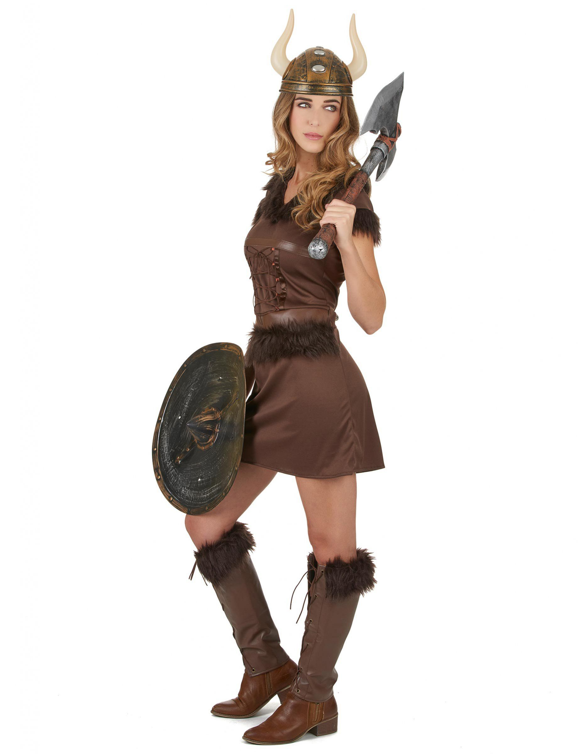 Sexy viking costume for women in 2018 | Viking costume | Pinterest ...