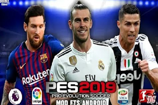 Download Pro Evolution Soccer 2019 APK +OBB DATA for Android