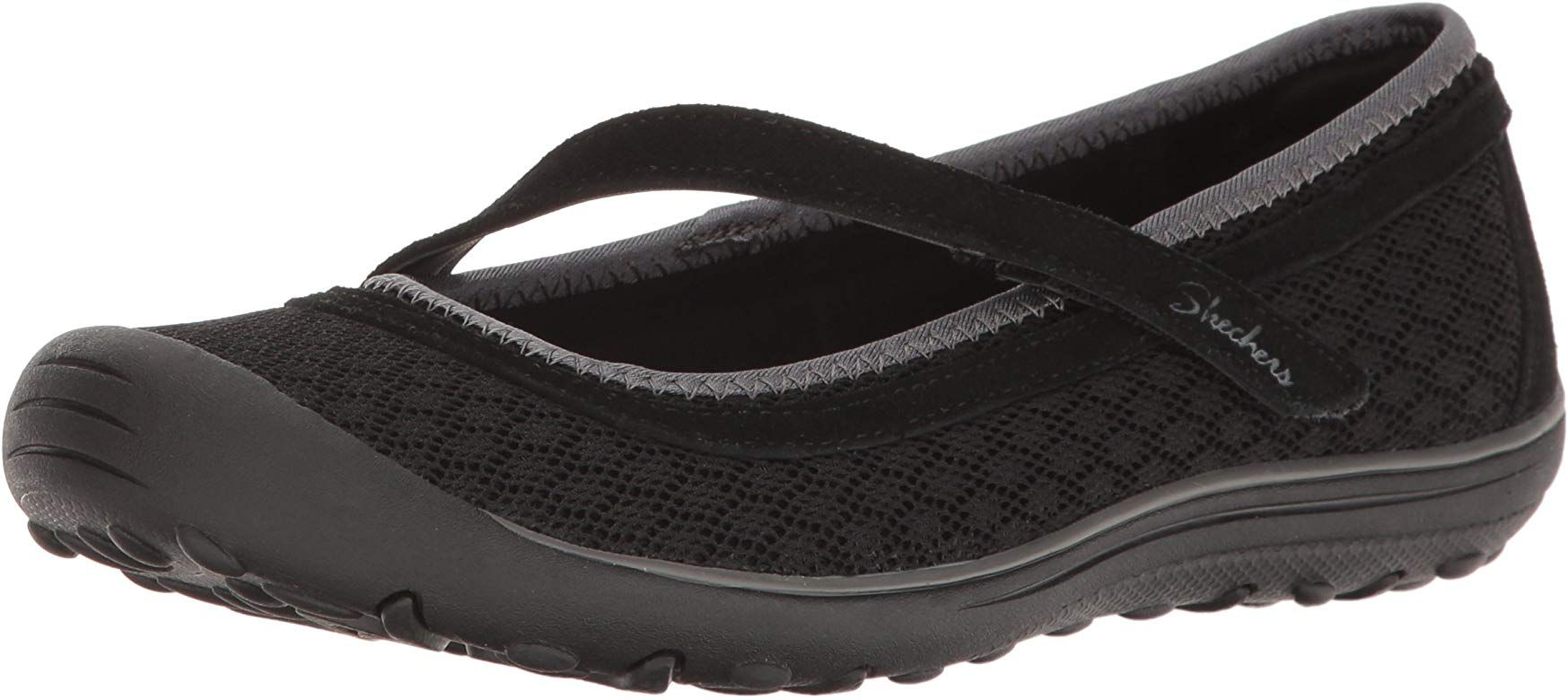 Skechers Bikers Knit Happens  On Shoes Leather Womens Casual Shoes Flat Heel