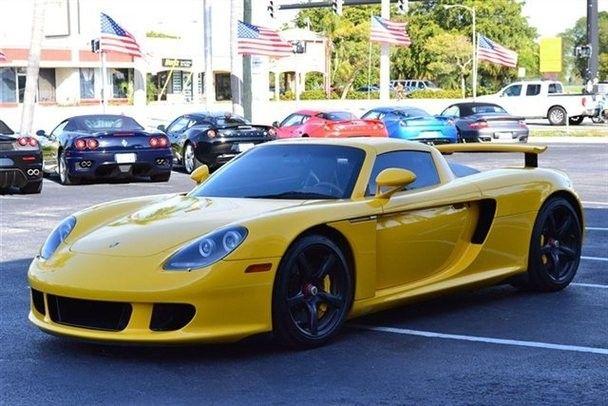 Porsche Carrera Gt For Sale In Pompano Beach Florida Classified Americanlisted Com Porsche Carrera Gt Porsche Cars For Sale Used