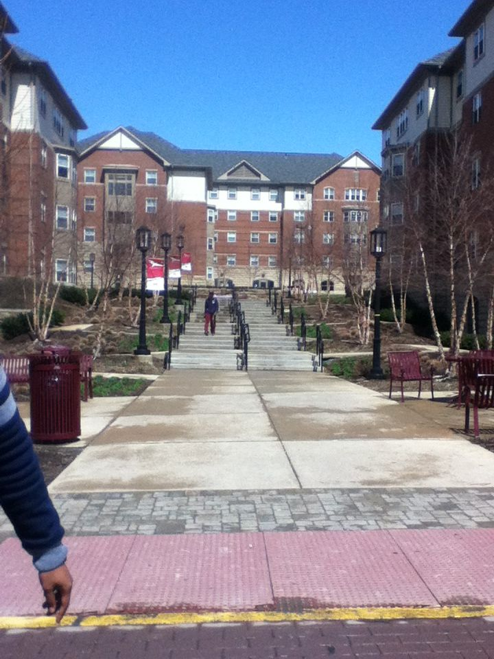 Campus Is Just Beautiful Iup With