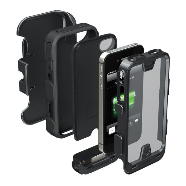 Mophie Juice Pack Pro A Rugged Iphone Case With An Extra Battery