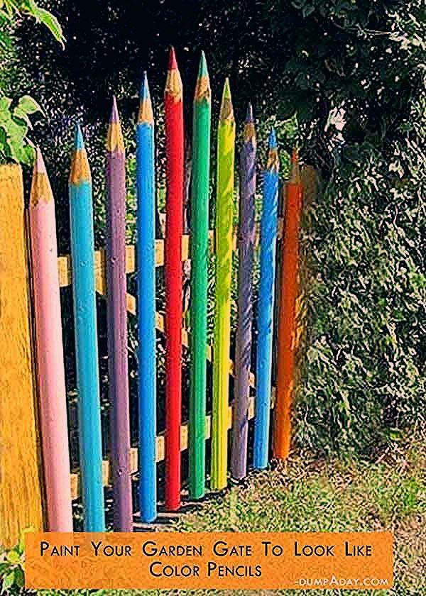 Photo of 34 einfache und preiswerte DIY-Ideen, um den Garten und Hof zu verschönern | CooleTipps.de