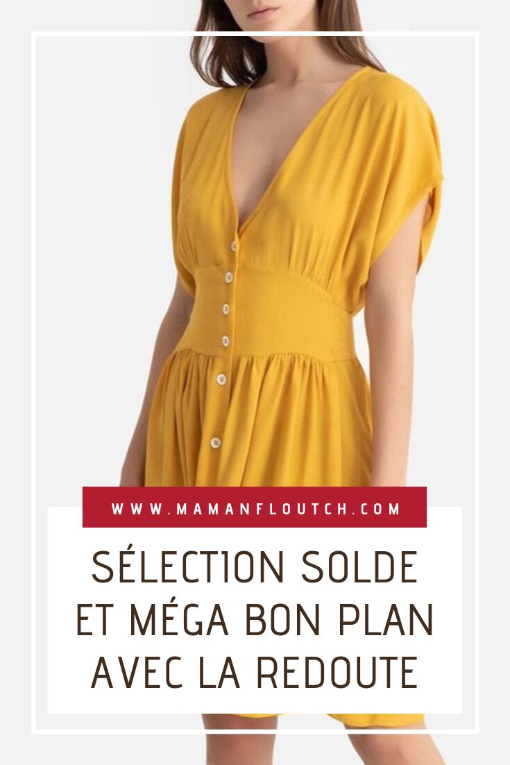 En route pour les soldes avec La Redoute + MEGA BON PLAN !