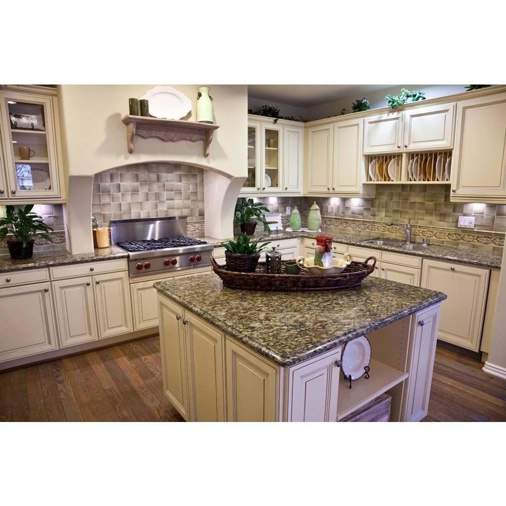 Stonemark 3 In. X 3 In. Granite Countertop Sample In St