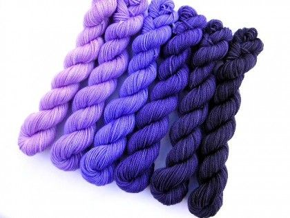 Island Night Gradient Set  - PREORDER Worsted option