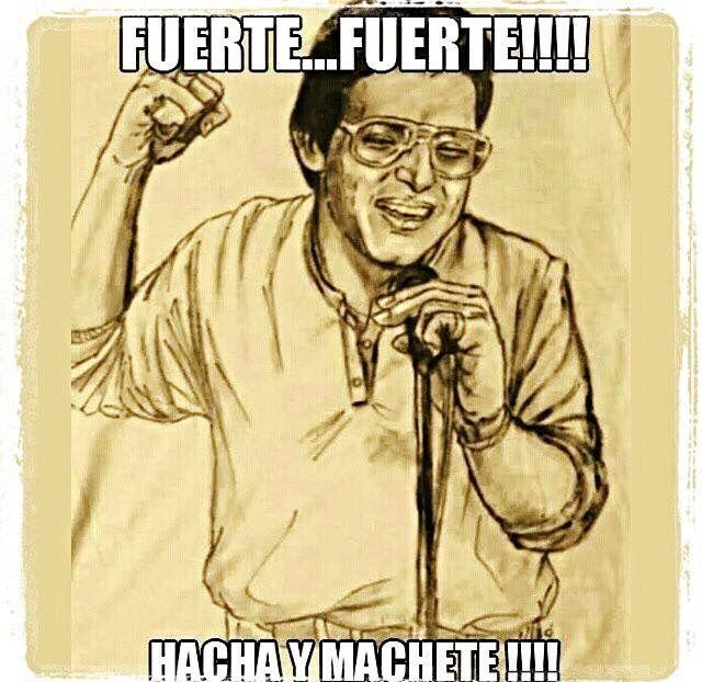 Hector Lavoe - Hacha Y Machete - YouTube