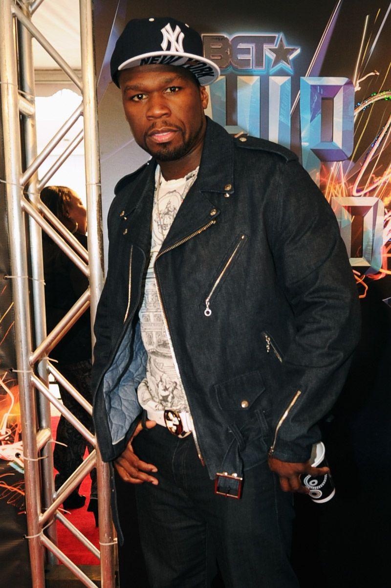 50 Cent Hip Hop Awards Bet Hip Hop Awards Hip Hop