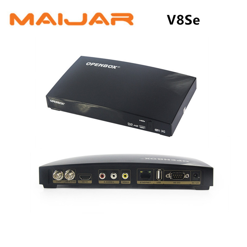73.84$  Buy here - http://alikgo.worldwells.pw/go.php?t=32776323507 -  Hot sale Openbox V8Se Digital Satellite Receiver Support AV HD Output Wifi WEB TV Biss Key 2xUSB Youporn CCCAMD NEWCAMD