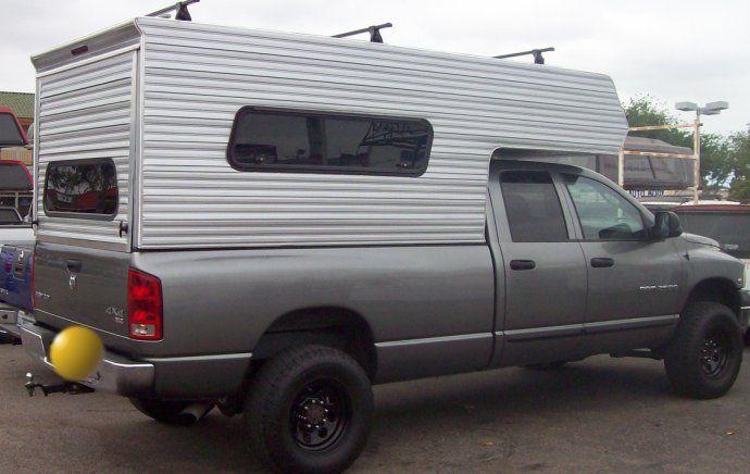 Bel Air Camper Shells Wood N Alum Camper Truck Van