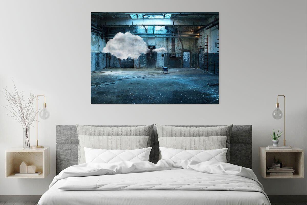 Wanddecoratie Op Canvas.Project Urbex52 Nr4 Van Gabriel Schouten De Jel Op Canvas