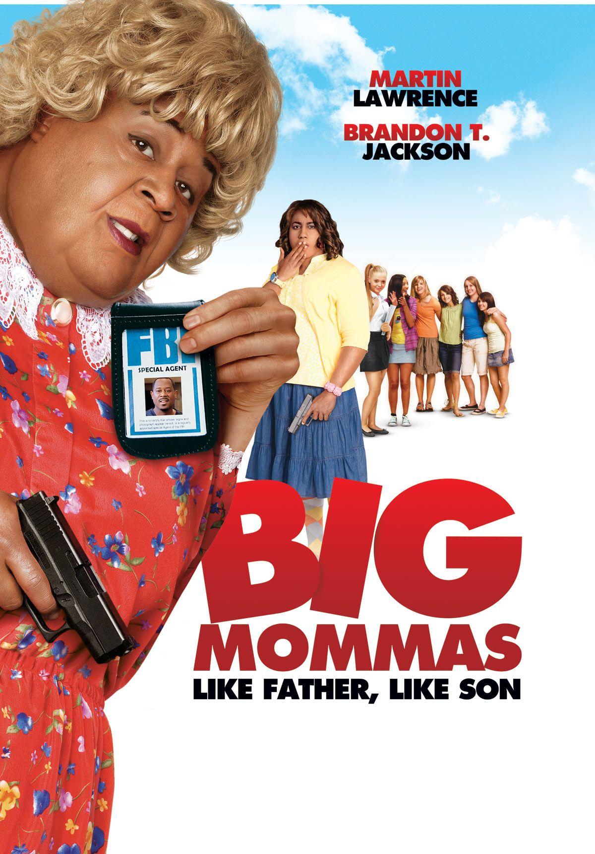 Big Momma's House 3 Like Father, Like Son Film comédie