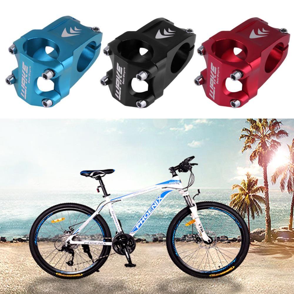 31.8mm MTB Bike Bicycle Aluminum Alloy High-strength Short Handlebar Stem