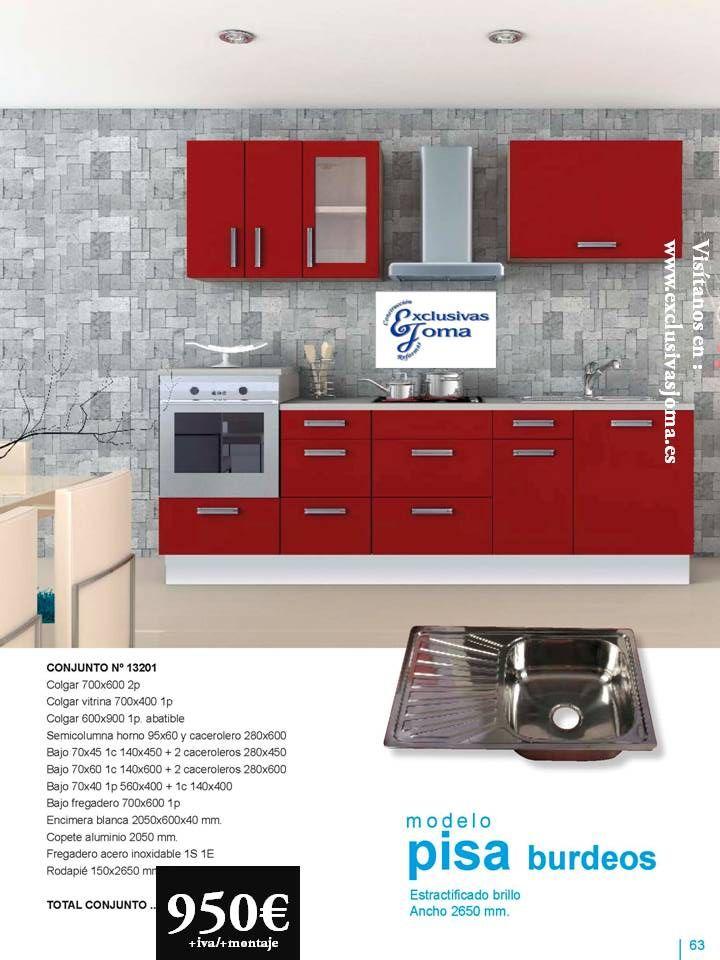 Nuevos modelos en muebles de cocinas para los nuevos pisos for Modelos de pisos de cocina
