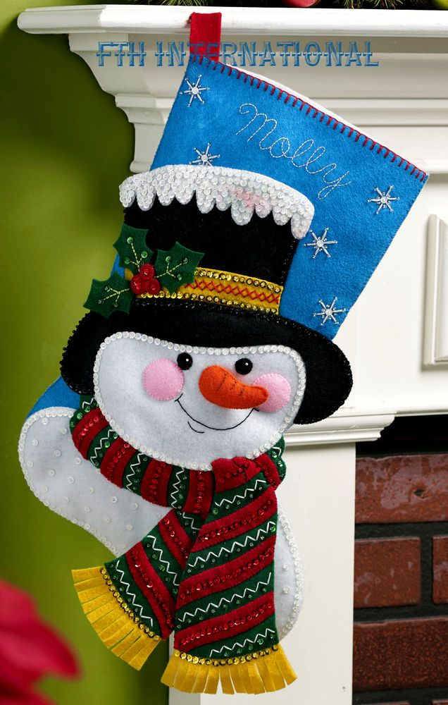 Bucilla Jack Frost ~ 18\