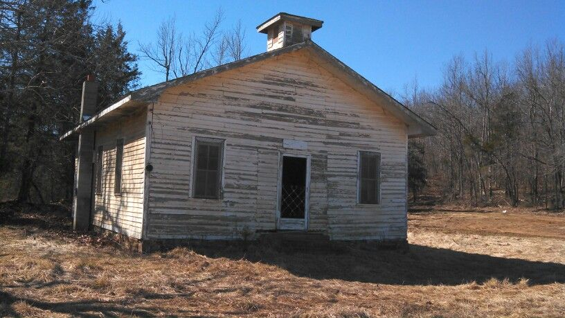 Rambo Community  School/Church Back roads Arkansas