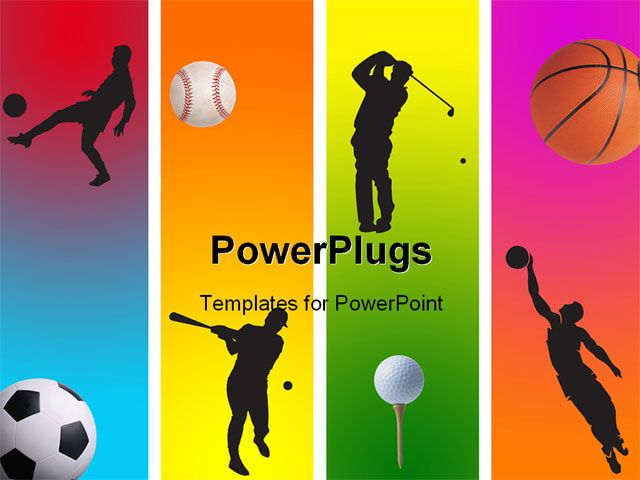 Sport Powerpoint Template Join Free Powerpoint Presentations