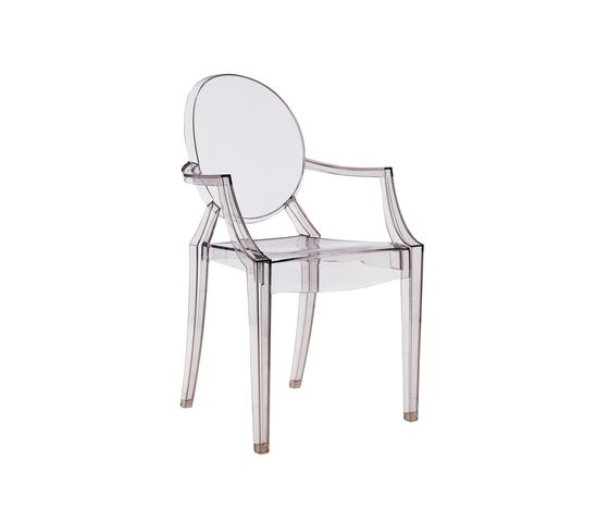 material tendencies: philippe starck | ghost chairs, philippe