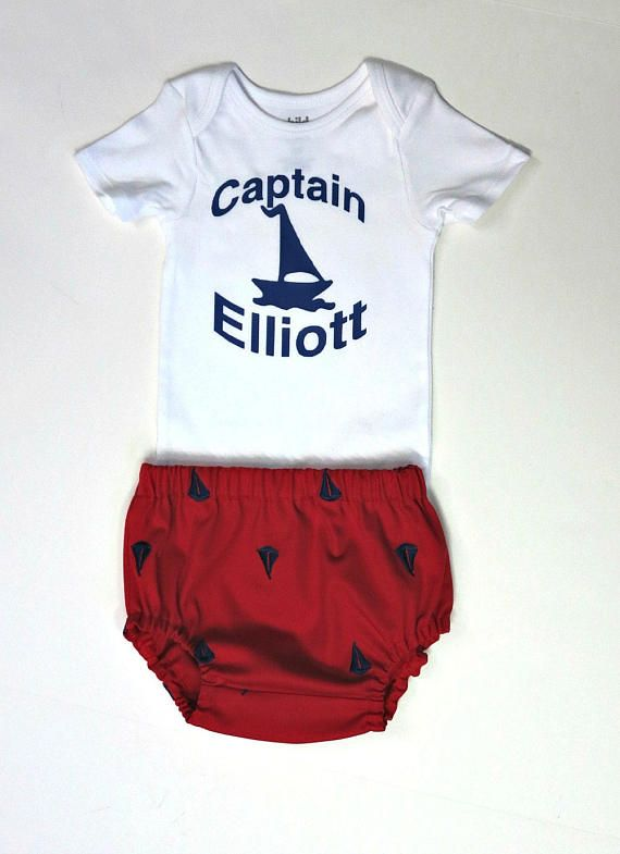 Nautical baby boy clothes personalized just for your little one nautical baby boy clothes personalized just for your little one the perfect onesie for a new baby gift nautical shower gift birthdays coming home outfit negle Images